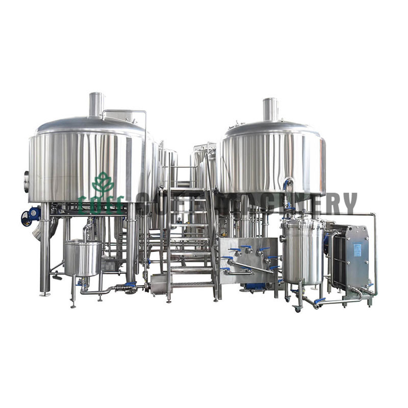 2500L Micro brewery Brewhouse