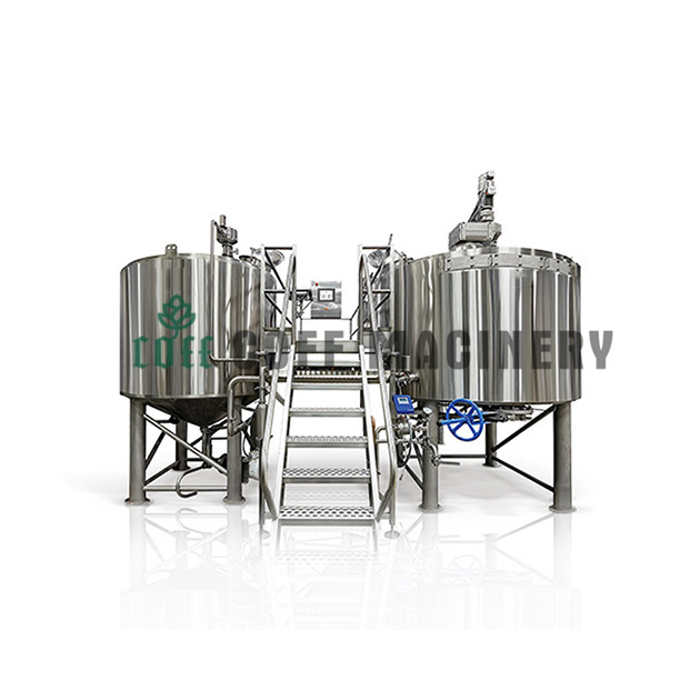 30BBL Micro brewery  Brewhouse