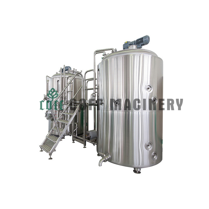 15BBL Microbrewery Brewhouse 1