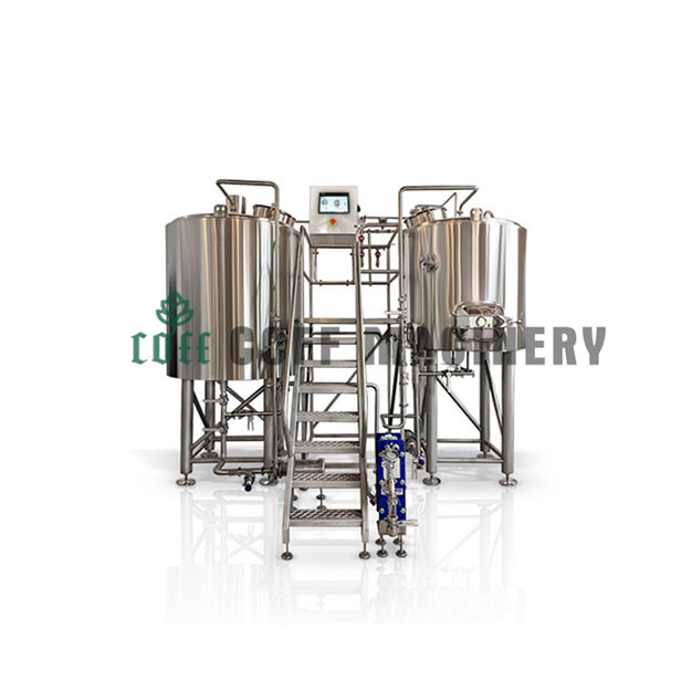15BBL Micro brewery Brewhouse